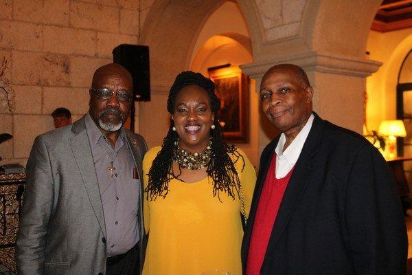 Malachi Morris, Felicia Harris, Allen Booker