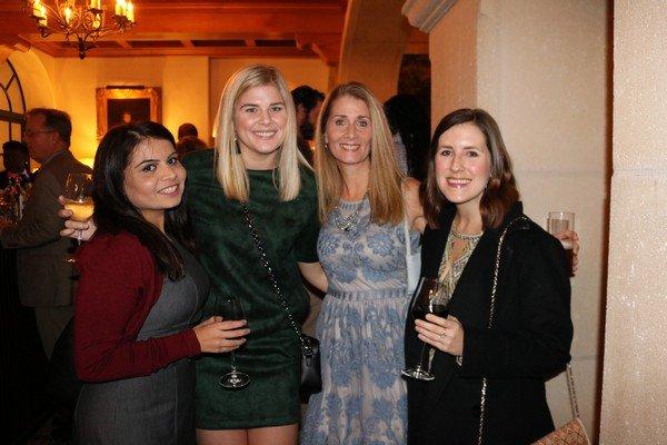 Swati Berman, Chantel Durden, Patty Henning, Amy Wisenbaker
