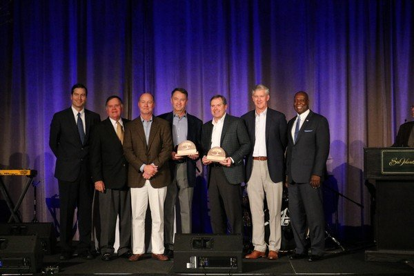 Partner of the Year winner Davis Love Foundation and The RSM Classic