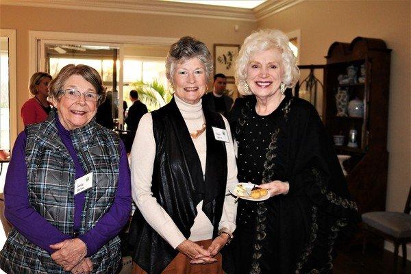 Sandy Storino, Susan Garrett, Alice Barlow