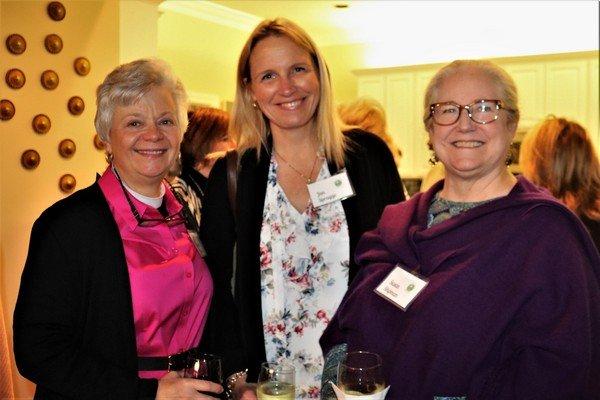 Becky Rowell, Jan Spragge, Susan Shipman