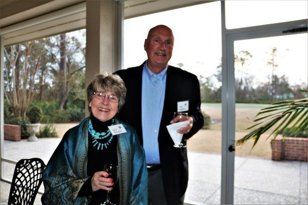 Beryl and David Blatchford