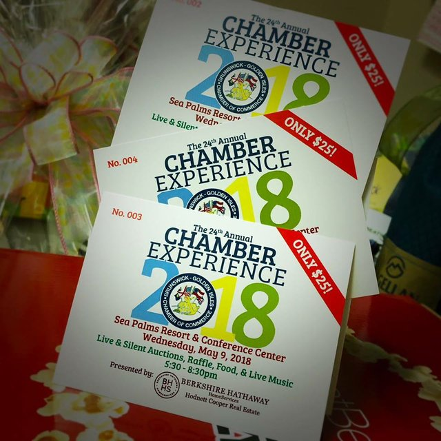 Chamber Experience 2018