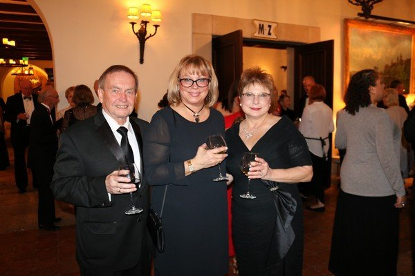 Brion Trainor, Lisa Martin, Beverly Trainor