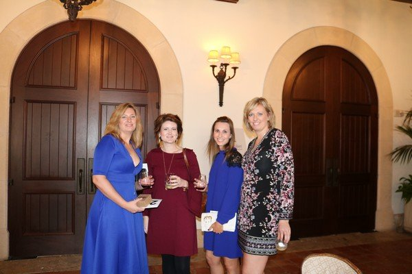 Rebecca Koets, Christi Barber, Nicole Alba, Dr. Jennifer Heller