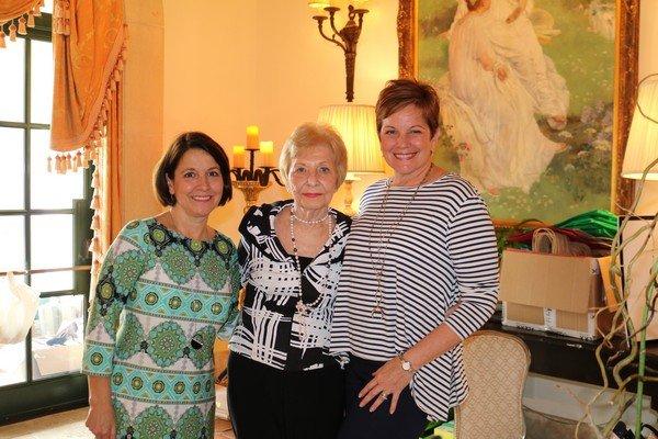 Linda Noce, Martha Banister, Barbara Nunn