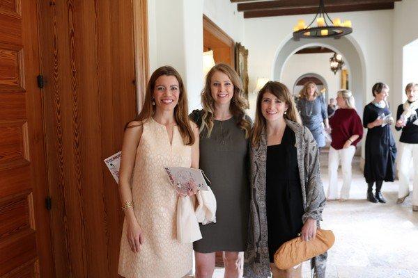 Keri Anderson, Calee Bickmore, Mimi Luce