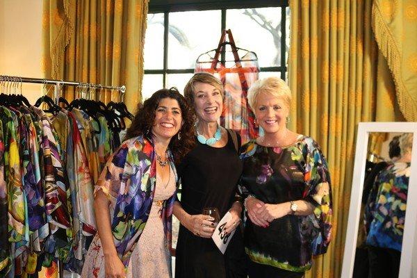Dena Lyons, Hillary Lydon, Kay Miller