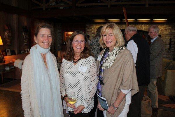 Christa Hayes, Linda Lamb, Lucy Thomas