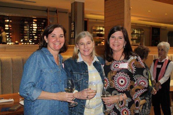 Jennifer Buckhalt, Zaida Clay Harris, Julie Caldwell