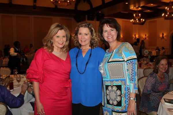 Lynn Van Iderstyne, Carla Morgan, Rebecca Johnson