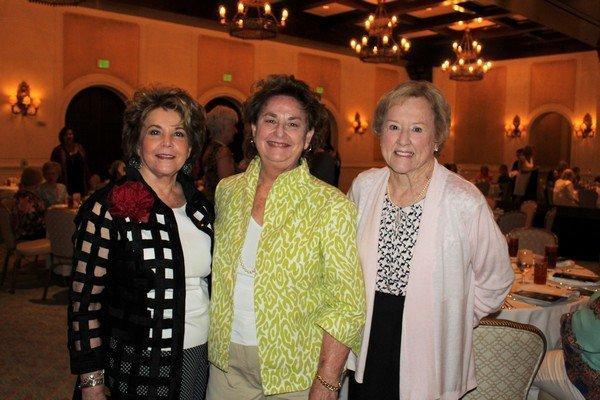 Carole Ploeger, Susan Hartman, Bootie Wood