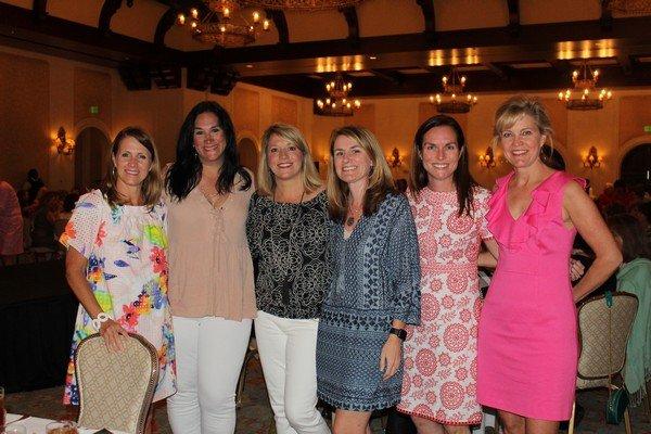 Melissa Stroud, Jennifer Butler, Stephanie Miller, Kim Chitty, Lisa Sasser, Anna Stroud