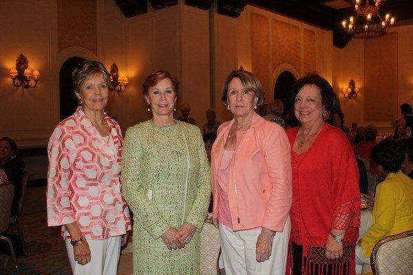 Judy Knight, Karleen Thompson, Becky Harper, MaryAnn Hawkins