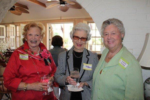 Anne Welchel, Judy Parker, Lloyd Flanders