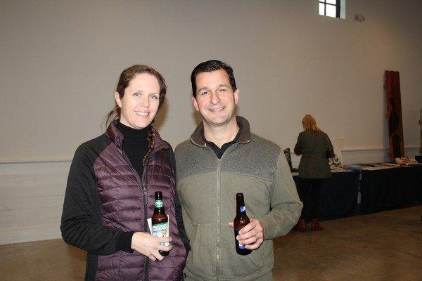 Jill and Paul Hartmann