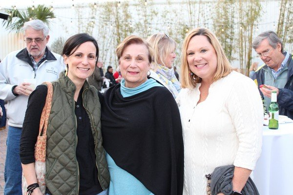 MaryClaire Jones, Trisha Perry, Staci Bennett