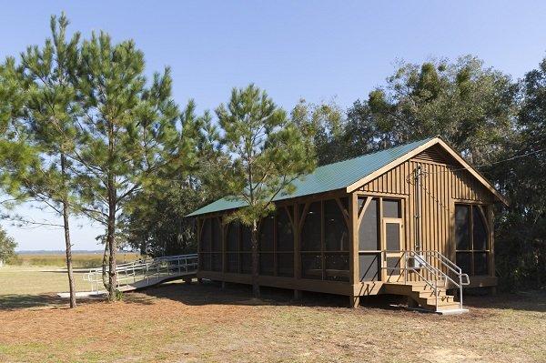 Cannon's Point Education Pavilion