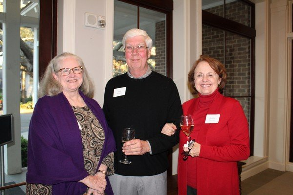 Susan Shipman, Bill and Debbie Strother
