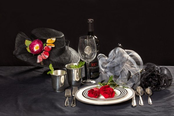 Event Supper Club Theme - Derby Day