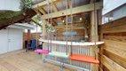 Conch Shell Lane renovation surfboard tiki bar