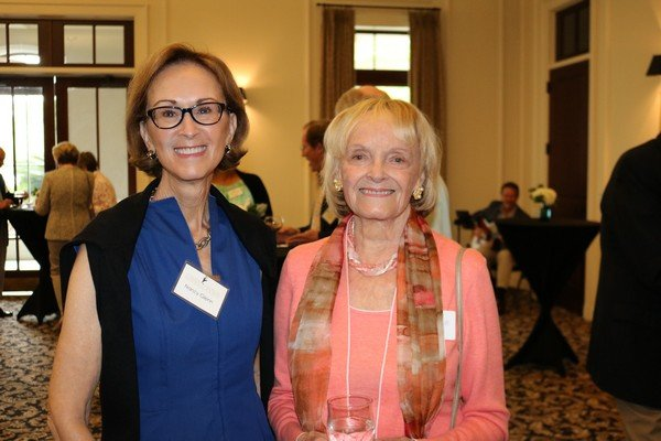 Nancy Glenn, Sally Hawie