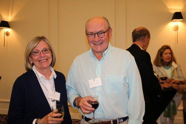 Nancy and Jeff Molitor