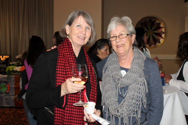 Gail Anderson, Mary Smith