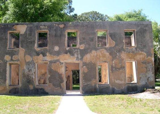 Horton House, Jekyll Island Historic District