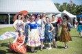 Samantha Jordan, Sassy Anne, Miss Ida May, Laurie Luv, Missa Scott, Laura Chambers, Stephanie Dennis, Liz Murphy-Thomas, Lolly Pennycandy