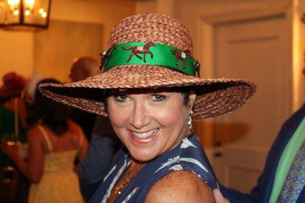 Sheila Scanlon shows off her ponies