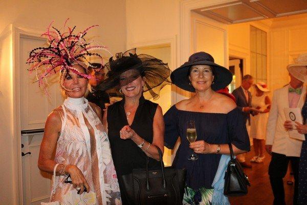 Patti Judge, Anita Wilt, Sharon Fownes
