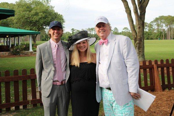 Brad Hutcherson, Brooke Ackerman, John Pope