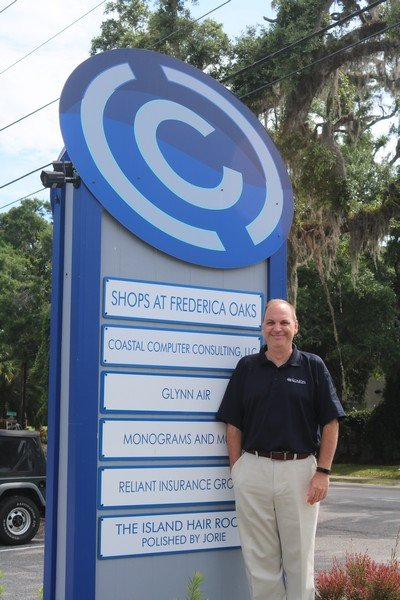 Adam Casgar Coastal Computer Consulting LLC