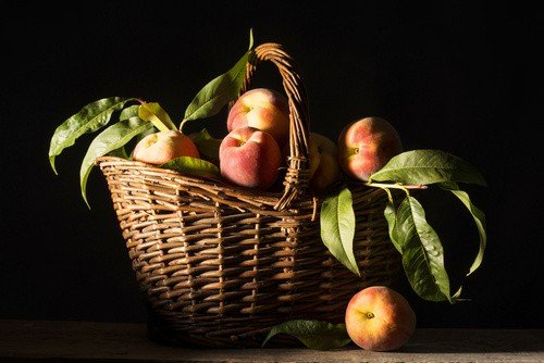 Peach Basket