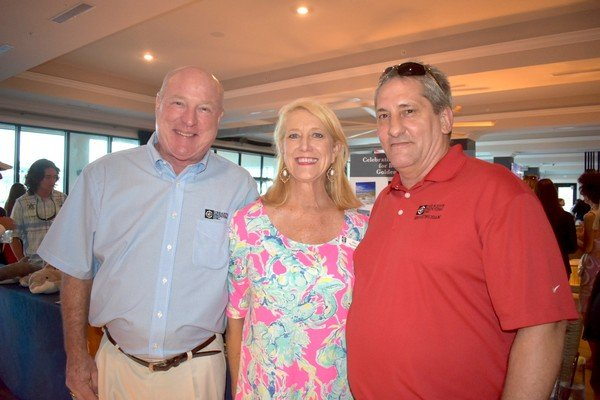 Bob and Rita Thompson, Mark Messersmith