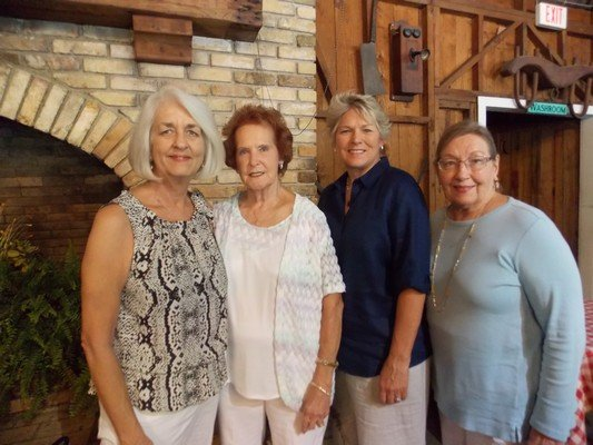 Penny Lee, Jane Mitchell, Lisa Jordan, Beverly Dembowczyk