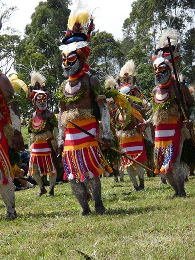 Mount Hagen Sing Sing tribe 02