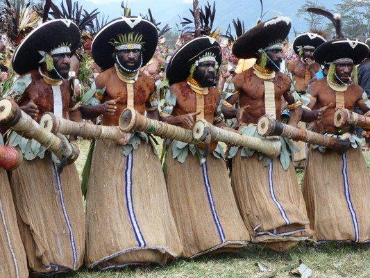 Mount Hagen Sing Sing tribe 01