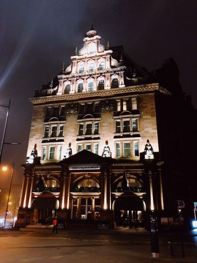 The Caledonian Hotel, Edinburgh