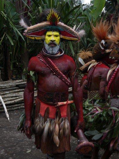Huli Man