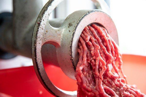Certified Burgers grinder