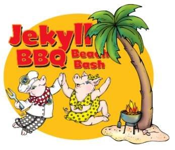 Jekyll BBQ Beach Bash logo