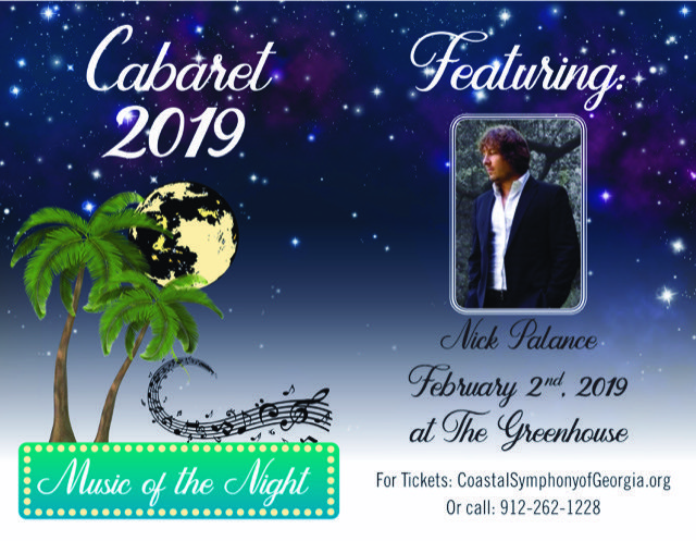 Cabaret 2019 Music of the Night