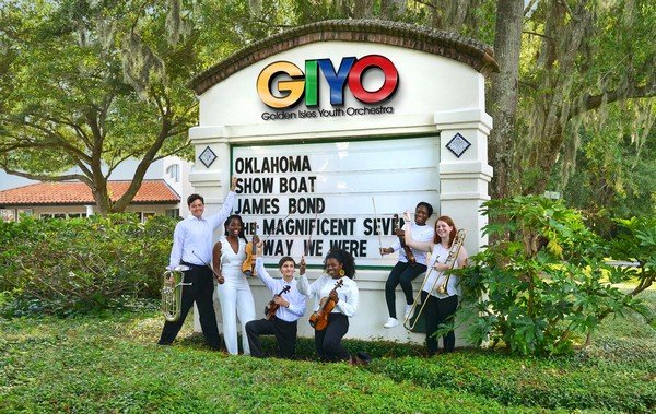 Golden Isles Youth Orchestra November 11 concert