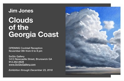 Jim Jones Clouds Card