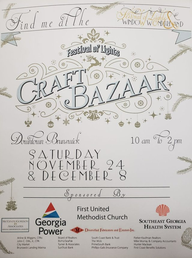 Brunswick Craft Bazaar