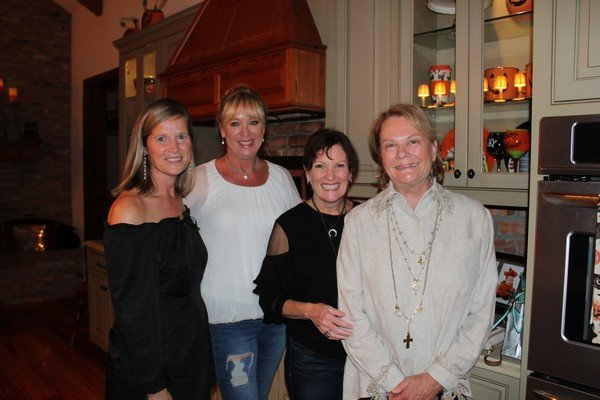 Meady Watkins, Robin Love, Janet Brown, Emily Davenport