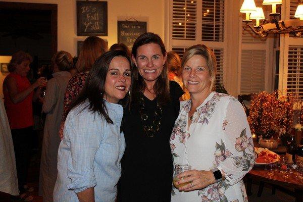 Kim Holcomb, Nicole Anderson, Julie Beimler