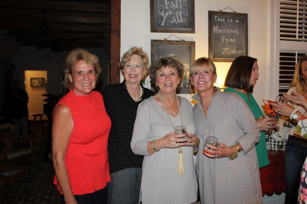 Lee Malone, Kissy Tuten, Renee Tuten, Nancy Stoddard